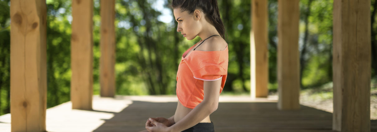 Try these three yoga poses to reduce your anxiety